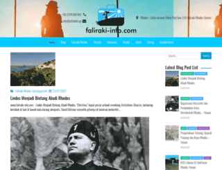 faliraki-info.com screenshot