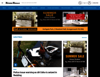 falkirkherald.co.uk screenshot
