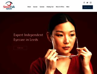 falkleeds.co.uk screenshot