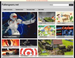 fallengears.net screenshot
