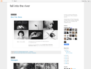 fallintotheriver.blogspot.com screenshot