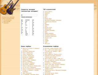falshivim-vmeste.ru screenshot