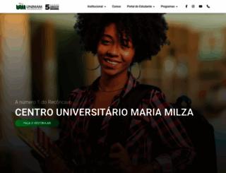 famam.com.br screenshot