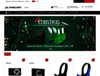 famcart.com.my screenshot
