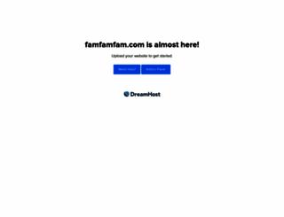 famfamfam.com screenshot