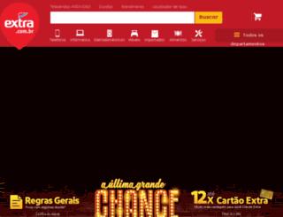 familiaextra.com.br screenshot