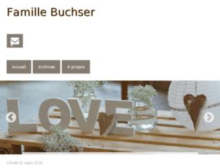 famillebuchser.hautetfort.com screenshot