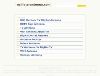 family.oshiete-antenna.com screenshot