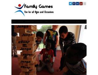familygames.co.za screenshot