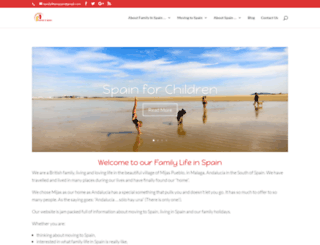 familylifeinspain.com screenshot