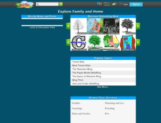 familynhome.org screenshot