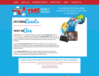 familytravelconference.com screenshot