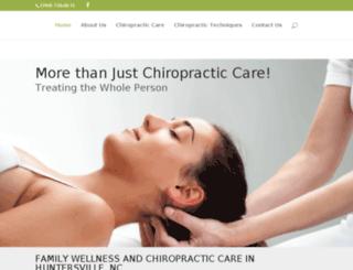 familywellnessandchiropractic.com screenshot