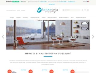 famous-design.com screenshot