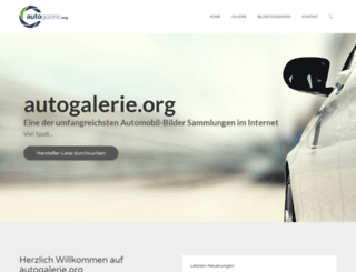 fan-galerie.de screenshot
