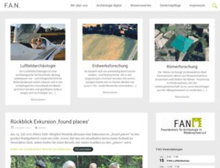 fan-nds.de screenshot