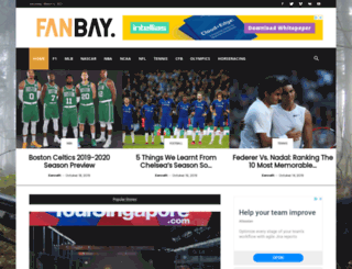 fanbay.net screenshot