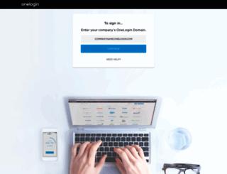 fanduel.onelogin.com screenshot