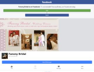fanony.com screenshot