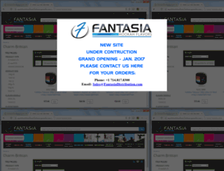 fantasiawholesale.com screenshot
