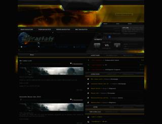 fantastic-warriors.de screenshot