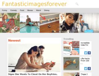 fantasticimagesforever.me screenshot