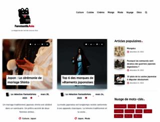 fantastikasia.net screenshot