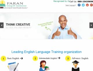 faranintledu.com screenshot