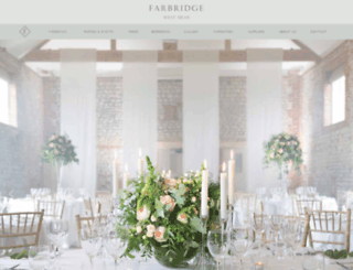 farbridge.org.uk screenshot