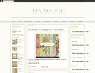 farfarhill.blogspot.com.es screenshot