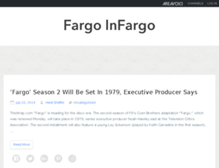 fargo.areavoices.com screenshot
