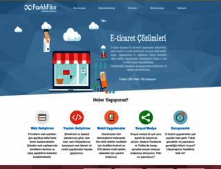 farklifikir.com.tr screenshot
