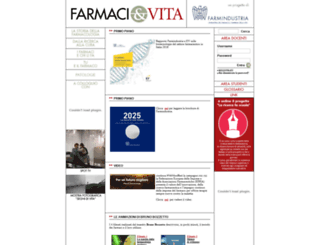 farmaci-e-vita.it screenshot