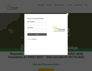 farmaciaclorofila.com.br screenshot