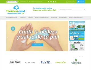farmaciaofertixonline.com screenshot