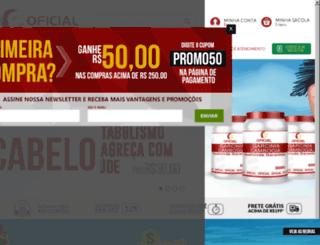 farmaf1.com.br screenshot