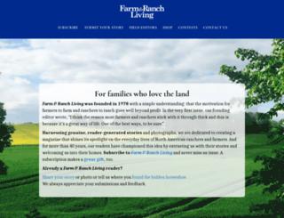 farmandranchliving.com screenshot