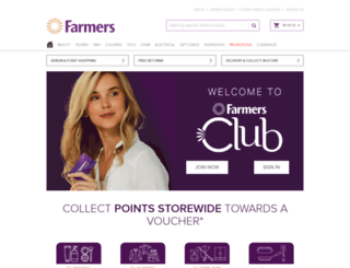 farmersclub.co.nz screenshot