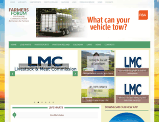 farmersforum.ie screenshot