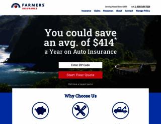 farmershawaii.com screenshot