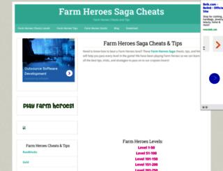 farmheroescheats.com screenshot