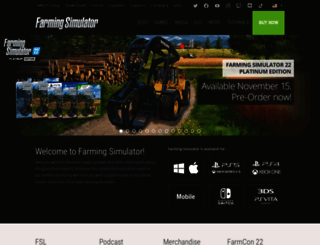 farming-simulator.com screenshot