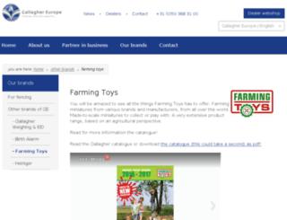 farmingtoys.com screenshot