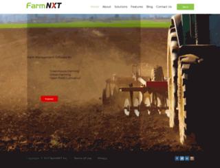 farmnxt.com screenshot