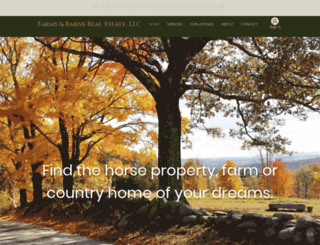 farmsandbarns.com screenshot