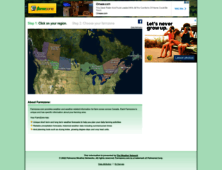 farmzone.com screenshot