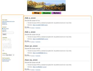 farook.org screenshot