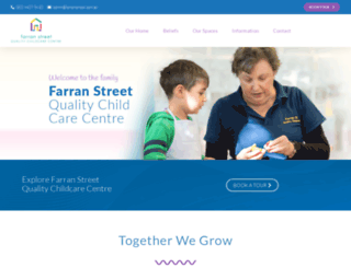 farranstreet.com.au screenshot