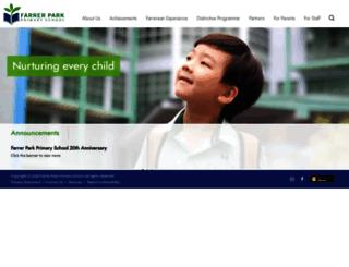 farrerparkpri.moe.edu.sg screenshot