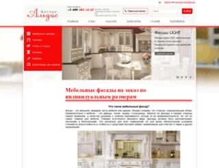 fasad-massive.ru screenshot